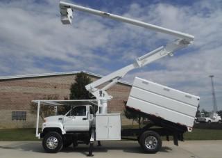 GMC C6500 Bucket Truck