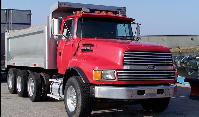Ford Aeromax Dump Truck