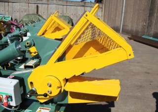 McIntyre 407 Hydraulic Alligator Shear